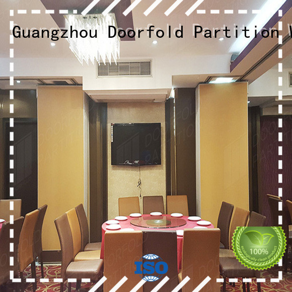 Doorfold conference room partition walls free design