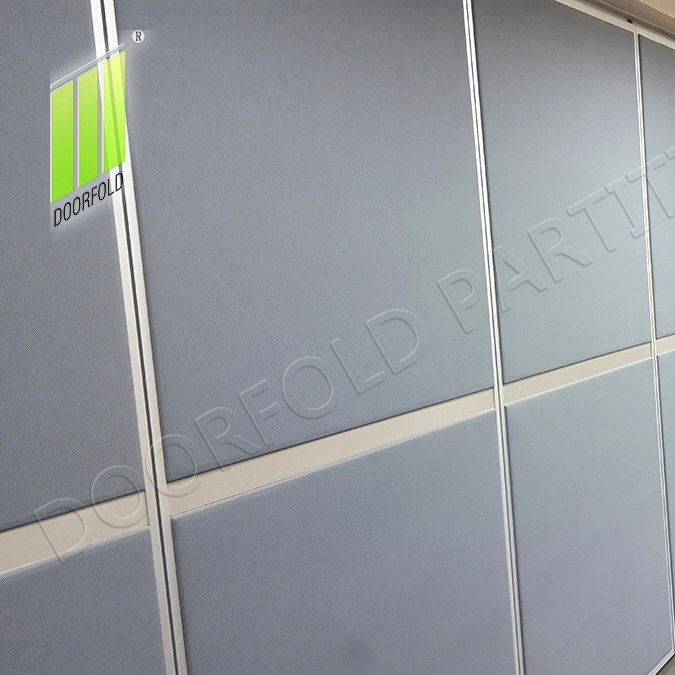 Doorfold movable partition Sliding Partition Wall for Sound Proof Room Sliding Partition for Soundproof Room image2