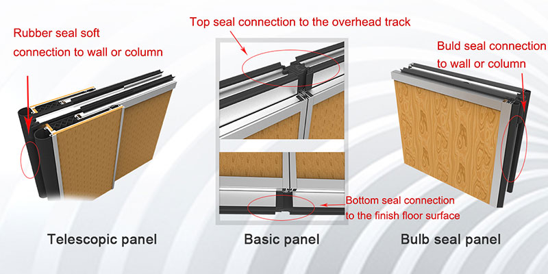 acoustic hall acoustic movable partitions spatial fast delivery for restaurant-6