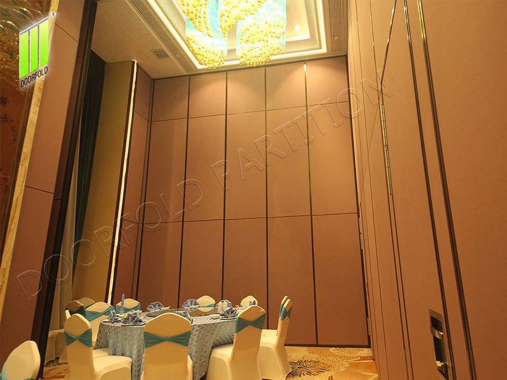 The Leyan Hotel, Custom Partition Wall Dividers Manufacturing