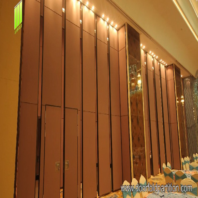 Banquet Hall And Vip Room Sliding and Folding Partitions