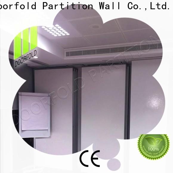 Doorfold sliding partition custom