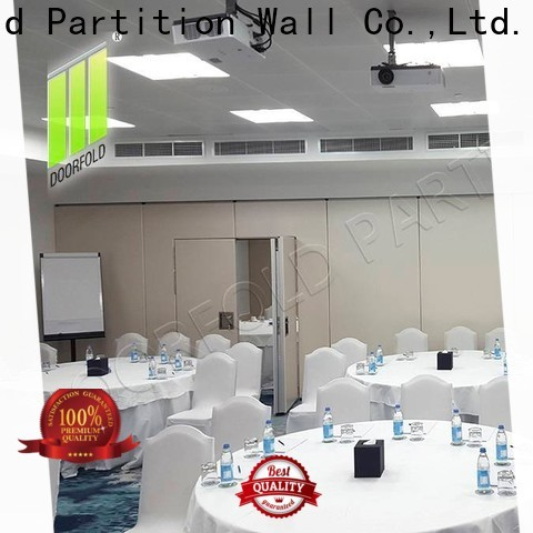 soundproof modern partition acoustic for theater