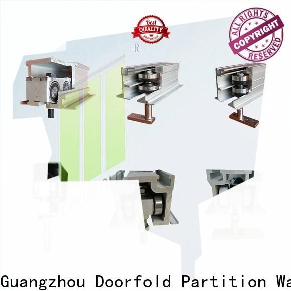 Doorfold commercial restroom hardware high-performance for display