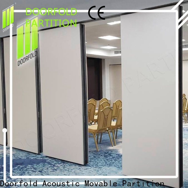 Doorfold wholesale portable office partitions decorative for conference