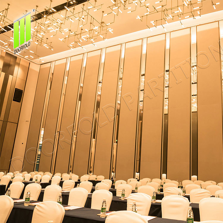The Spatial Structure, Fast-installation Acoustic Movable Walls