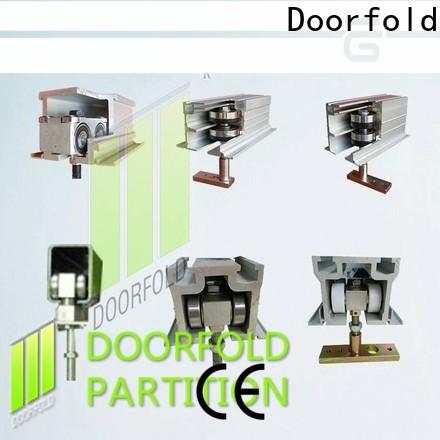 Doorfold wholesale restroom partition hardware top brand for display