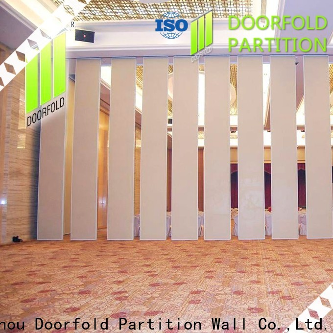 international Sliding Partition Wall for Hotel high-end for restaurant