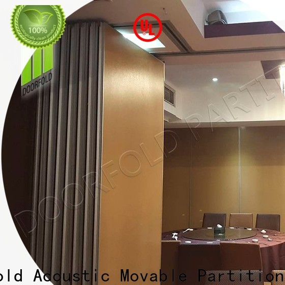 flexible sliding room partitions simple structure for conference