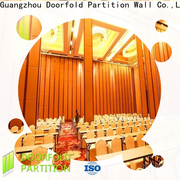 Doorfold top brand unique room dividers customization for living room