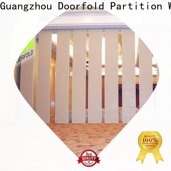 retractable Sliding Partition Wall for Hotel cheapest factory price