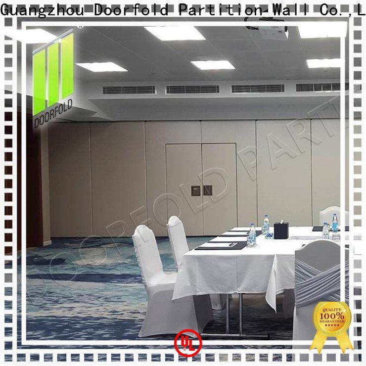 collapsible sliding folding partitions movable walls new arrival for conference room