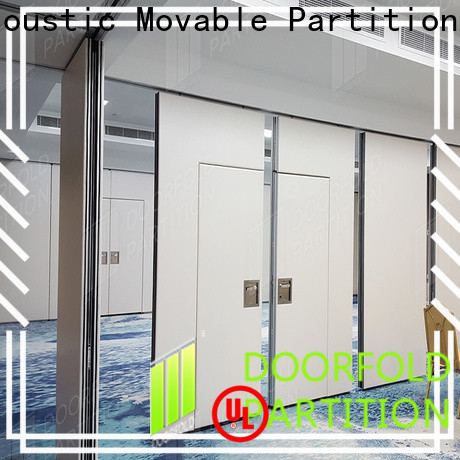 Doorfold conference room dividers partitions high performance free design