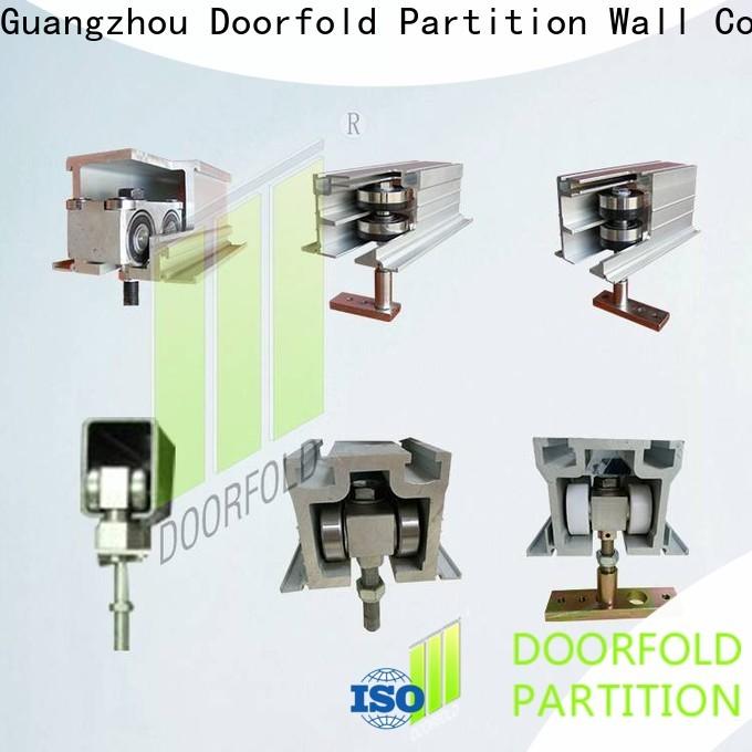 Doorfold restroom partition hardware top brand for movie