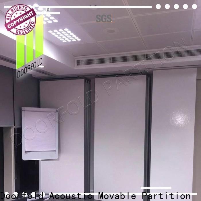 sliding partition free design for office