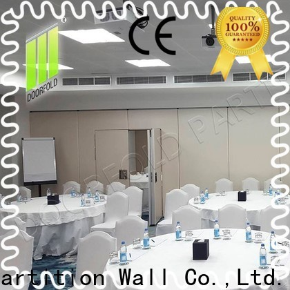 soundproof modern partition for meeting room