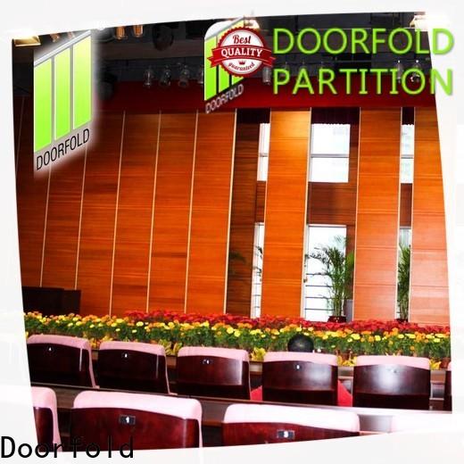 commercial sliding folding partition latest design