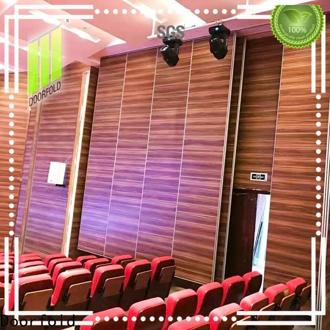 Doorfold movable walls free delivery for museum
