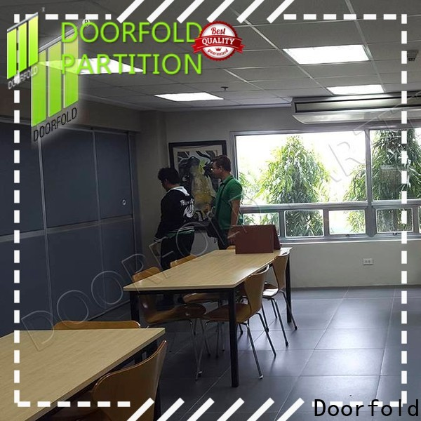 soundproof custom room divider for conference room
