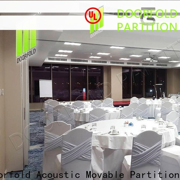 Doorfold latest design for conference room
