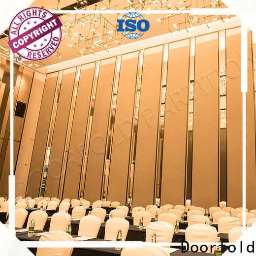 Elegant folding partition wall suppliers free design decoration