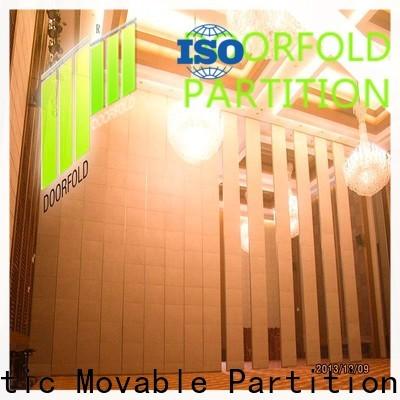 Doorfold national standard for International Hotel