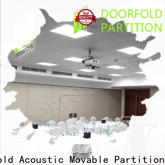 Doorfold professional hall partition customization for living room