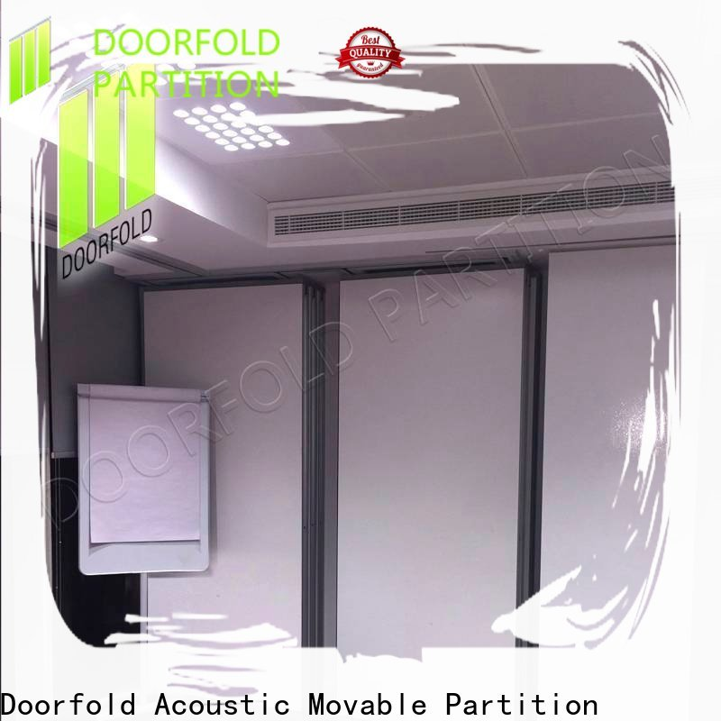 Doorfold sliding partition factory for conference centers