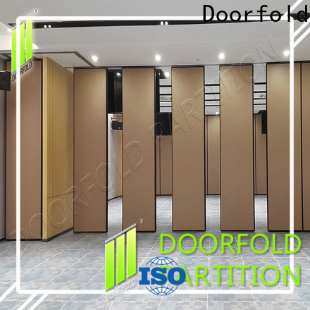 affordable sliding folding partition factory room