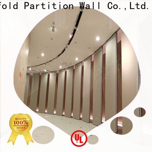 Doorfold custom large room partitions fast delivery fast delivery