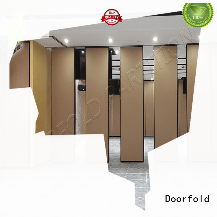 commercial sliding folding partition new arrival for hotel