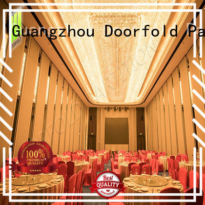 international Sliding Partition Wall for Hotel cheapest factory price for restaurant