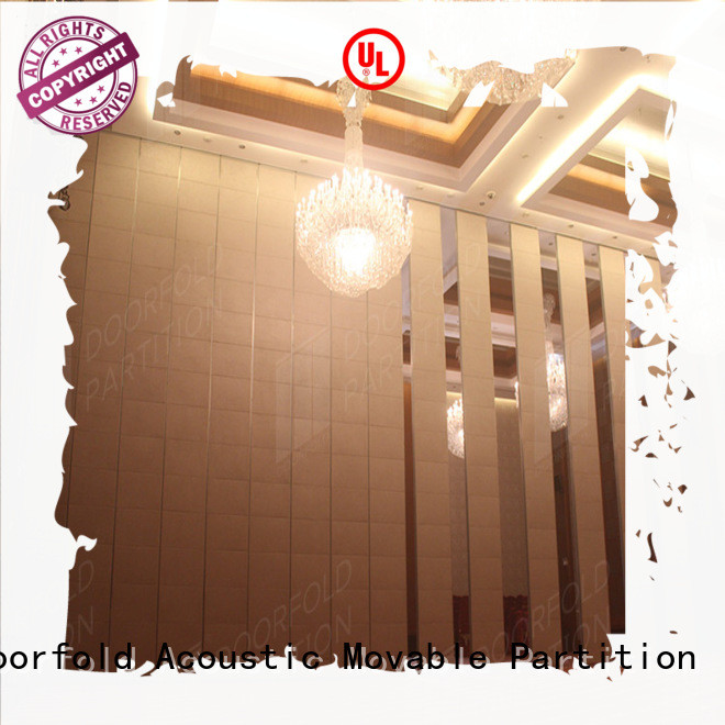 Doorfold top brand flexible partition wall fast delivery