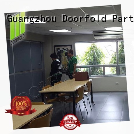 Doorfold soundproof modern partition for meeting room