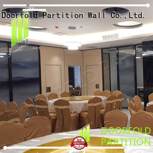 partition room partitions cheap restaurant for meeting room Doorfold movable partition