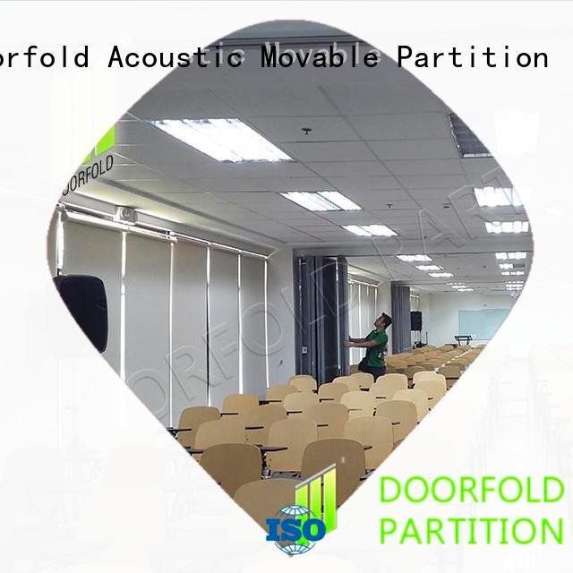 Doorfold movable partition partition operable folding partition walls commercial