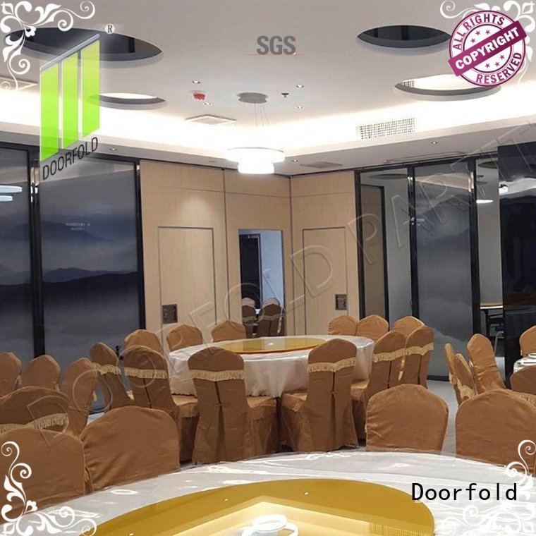 simple-structure conference room partition walls easy-installation conference