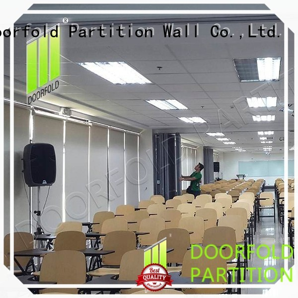Doorfold office space dividers easy installation for living room