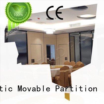 haikou operable Doorfold movable partition acoustic partition