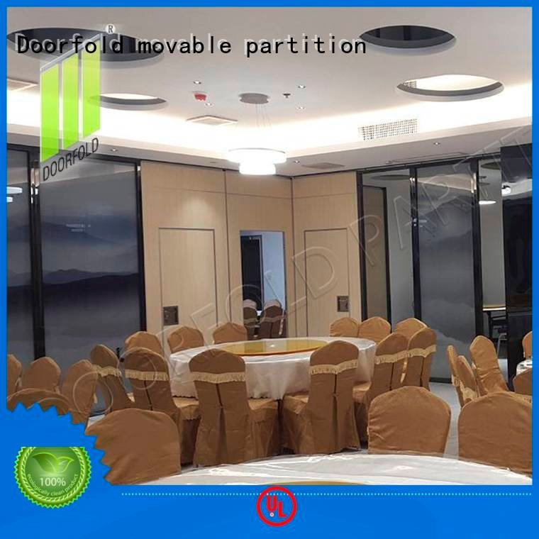Doorfold movable partition acoustic partition flexible bay marriott operable