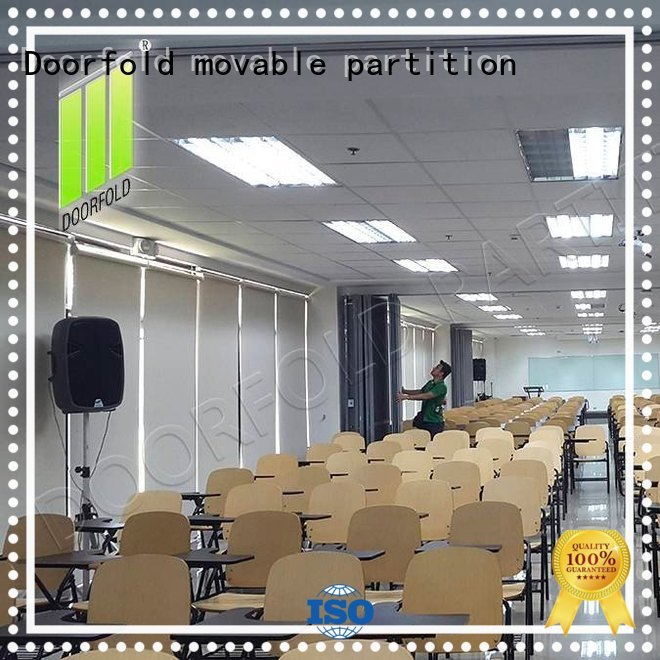 marriott sound commercial partition walls Doorfold movable partition manufacture