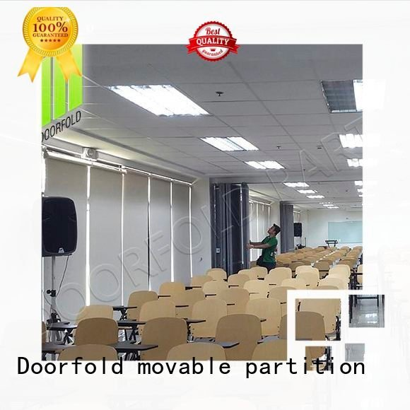 Doorfold movable partition room folding partition walls commercial walls exhibition