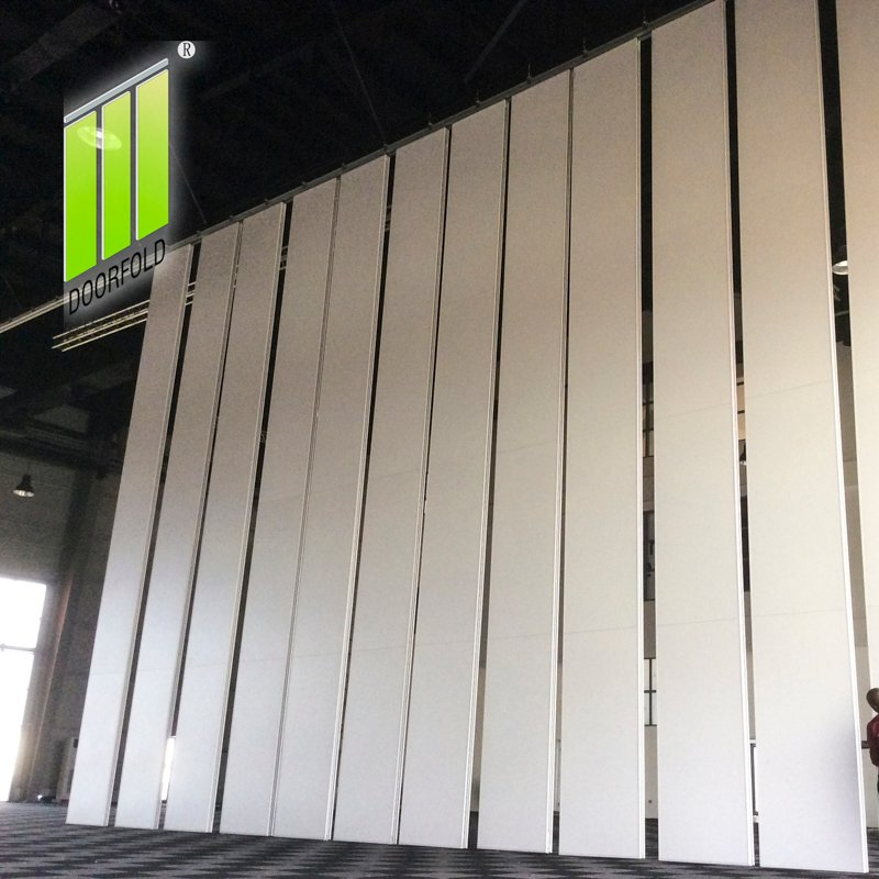 Doorfold movable partition Acoustic Collapsible Folding Partition for Commercial Room Folding Partition for Commercial Room image7