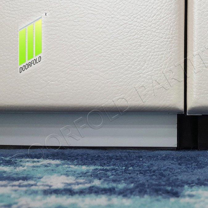 会议室的可伸缩隔音滑动分隔板