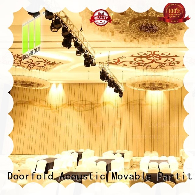 movable Hotel ballroom Movable Walls partitions hot-sale for office