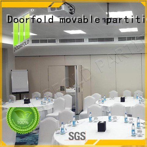 soundproof folding walls collapsible soundproof office partitions Doorfold movable partition