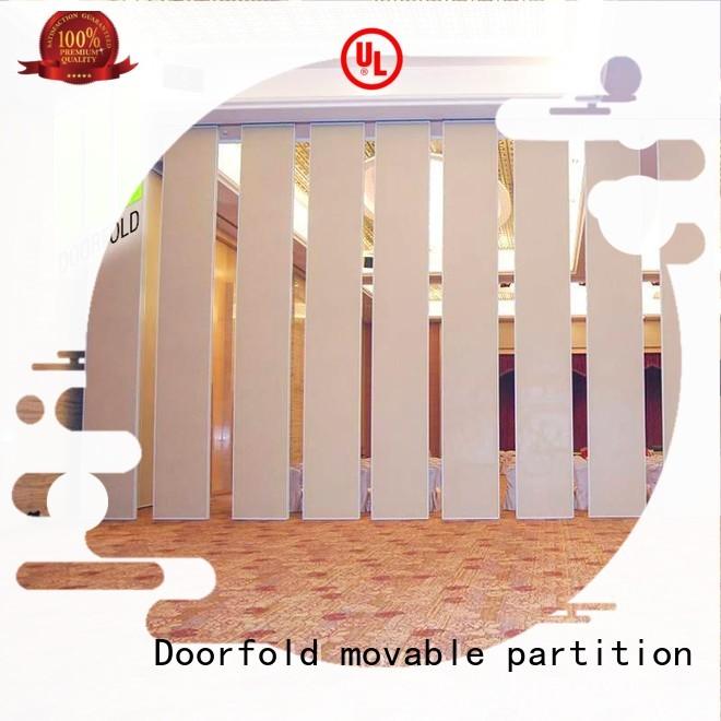 partition sliding folding partition forture Doorfold movable partition