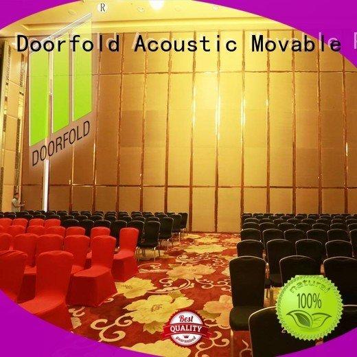 OEM acoustic partition yun partition hotel acoustic movable partitions