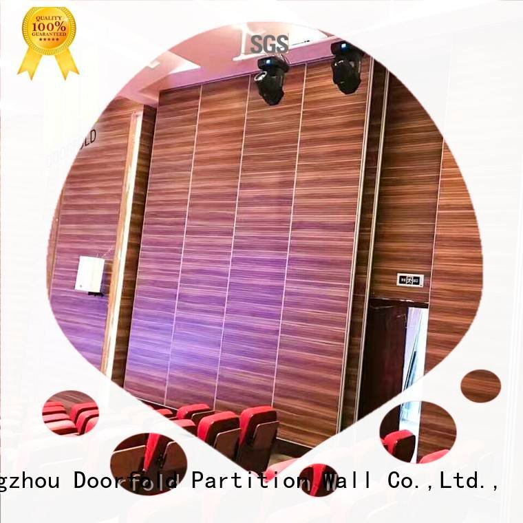 display room Doorfold movable partition sliding folding partitions movable walls