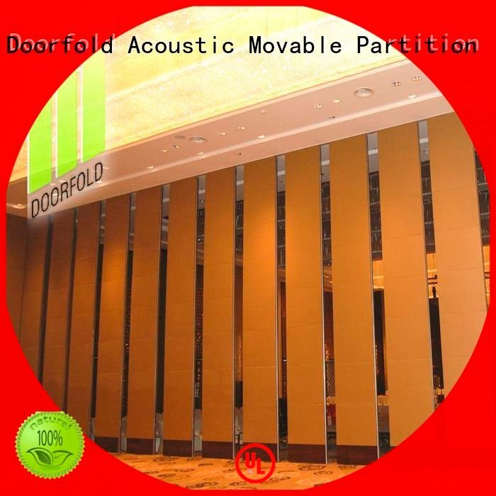 Hot acoustic partition partitions movable bay Doorfold movable partition Brand
